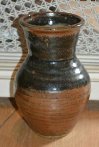 "David Leach Lowerdown Pottery Glazed Vase 1956-2003 10"" / 25cm"