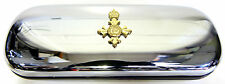 OBE ORDER OF BRITISH EMPIRE MEDAL  HAND MADE IN THE UK GLASSES/ DARTS CASE
