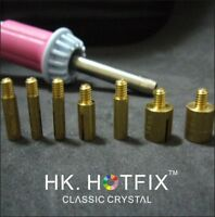 Applicator Hotfix Wand Heater Embellishment Tool Crystal Rhinestone Tips Setter