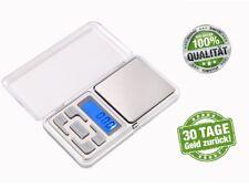 Feinwaage Digital Gramm Taschenwaage Mini Waage Pocket Scale Wage 200g camping