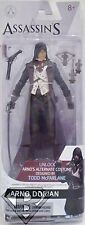 "ARNO DORIAN Assassin's Creed 6"" inch Video Game Figure Series 3 McFarlane 2014"