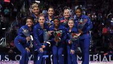 2016 Women Gymnastics Olympic Trials 2 DVD - Biles, Douglas, Hernandez, Raisman