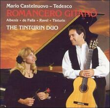 Mario Castelnuovo-Tedesco: Romancero, New Music