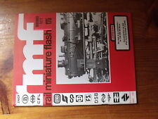 $$2 Revue RMF N°175 150 BR-58 Roco  Construction loco-tracteur Y-6200 HO