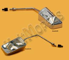 F1 Espejo Retrovisor izquierda derecha Adecuado F SIMSON KR51 S51 S50 S70