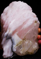 2850g WOW!  NATURAL large block Pink Calcite Crystal Mineral Specimen
