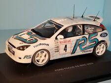 AutoArt SLOT Car 1:24 Ford FOCUS RS WRC 2003 Lighting Lamps NEW 14511 AWD