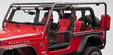 Body Armor 4X4 Cargo Rack Base Unit 04-06 Jeep Wrangler LJ Unlimited TJ-6124
