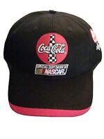 Coca Cola Vintage Snapback Hat Cap Official Soft Drink Nascar KYLE PETTY #45
