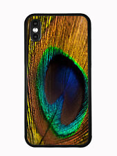 Peacock Feathers For iPhone XS (2018) / iPhone X (2017) Case