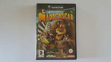 MADAGASCAR / jeu complet GAME CUBE NINTENDO / PAL FRA FRA