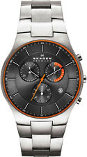 Men's Titanium Skagen Balder Chronograph Watch SKW6076
