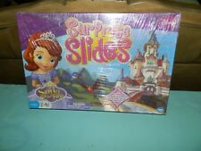 Disney Sophia the First Suprise Slides Board Game New