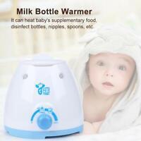 Multifunctional Baby Bottle Food Warmer Sterilizers Heating Milk Device
