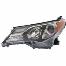 New TO2502217C CAPA Driver Side Headlight for Toyota RAV4 2013-2015