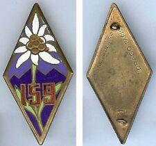 Infanterie - 159° Régiment infanterie alpine D. Ber déposé