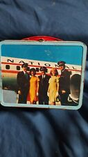 Vintage 1968 National Air Lines Lunch Box