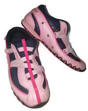 Diesel Womens Sneakers Explorer Pink Blue Shoes Size US 5 EUR 37