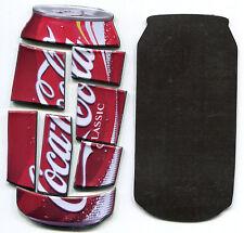 "2.4x4.8"" Coca Cola Can Shaped Puzzle Fridge Magnet"