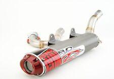 XMR 2009-2012 Big Gun EVO U Slip On Exhaust Pipe Can Am Outlander 800R XXC