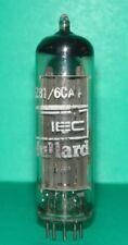 Mullard IEC EZ81 6CA4 Vacuum Tube Very Strong Balanced  Results = 2800 2700