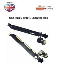 OnePlus 5 1+5 A5010 Type-C USB Charging Flex Cable Headphone Jack - UK Seller