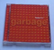 Garbage - Version 2.0 - CD Album Hammering In My Head
