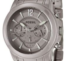 Fossil Grey Ceramic Mens Watch RRP £225 SAVE £95! CE5018 - UK Seller - BARGAIN!
