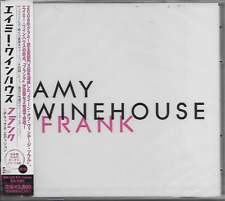 AMY WINEHOUSE - Frank - 2CD - Universal - UICI-1073 - 2008 - Japan