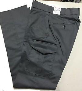 Light Gray Cargo Pants Mens Sizes 24-40 Fire, Police, EMS Uniform NWT Elbeco