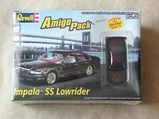 FACTORY SEALED Revell Amigo Pack Impala SS Lowrider #85-6686 Plastic & Die Cast