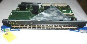 Enterasys Matrix Distributed Forwarding Engine DFE 48-Port Switch 7H4382-49