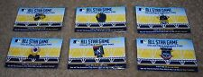 MLB ALL STAR 2016 FANFEST PIN SET OF 6 BY WINCRAFT