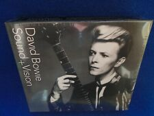 NEW SEALED DAVID BOWIE, SOUND & VISION, 4 BOX CD