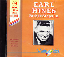 EARL HINES & HIS ORCHESTRA  father steps in CD NEU