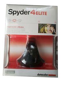 Datacolor Spyder4Elite Colorimeter for Display Calibration