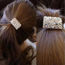Hair Accessories Hair Band Ponytail Holder Hair Rope Tie Crystal Rhinestone