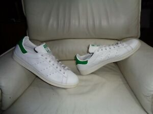 """Adidas Stan Smith """" Green """" Used  Sneakers T. 48 2/3 Occasion US 13,5 / UK 13 #2"""