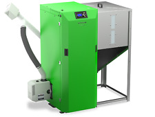 Pelletkessel KOSTRZEWA TWIN BIO 16 kW BAFA förderfähig Pelletheizung