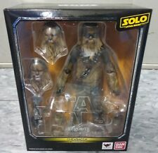 """S H Figuarts Star Wars Chewbacca SOLO """"Solo: A Star Wars Story"""""""
