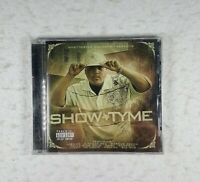 J.R. Aguilar - Show-Tyme - Ghettostar Records - Chicano Rap CD - Free Shipping!