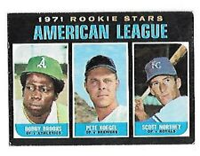 1971 TOPPS ROOKIE STARS #633 BROOKS/KOEGEL/NORTHEY EX+ FREE COMBINED S/H