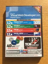 Revista PC Plus software de DVD-ROM, Microsoft Visual programador Web, TCM4000-AAA