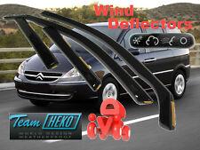 CITROEN C8 5D 2002 -  PEUGEOT 807 5D  2002 -  Wind deflectors 4.pcs HEKO  12229