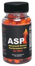 ASP INCREASE PLEASURE SEX PERFORMANCE ERECTION ENHANCER FOR MEN 30 PILLS