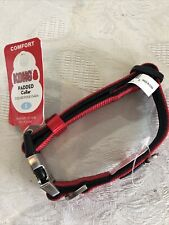 New With Tags Kong Small Red Comfort Padded Dog Collar