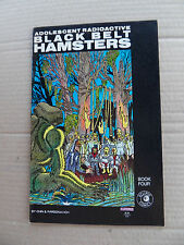 Adolescent Radioactve Black Belt Hamsters 4 . Eclipse 1986 - FN / VF