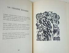 Armand Got. Bordeaux rose des vins - Illustrations de Gaston Marty EO NUM 1947