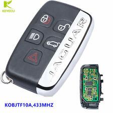 Replacement Smart Remote Key 5 Button for Jaguar XF XJ XK XE 2013-17 - KOBJTF10A