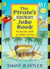 The Pirate's Secret Joke Book (Puffin jokes, games, puzzles),Shoo Rayner